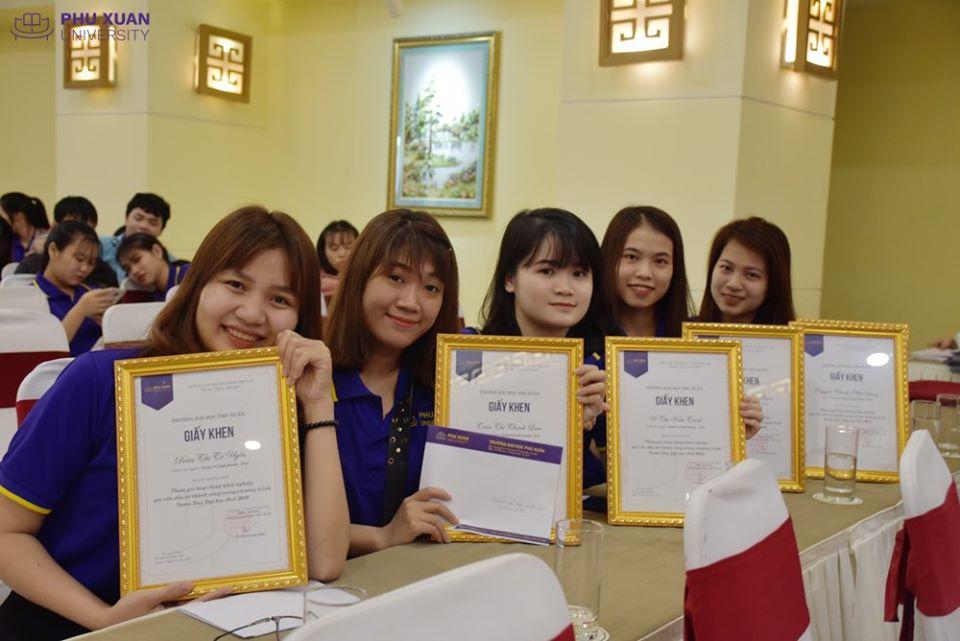 Sinh viên Trường ĐH Phú Xuân đạt giải khởi nghiệp