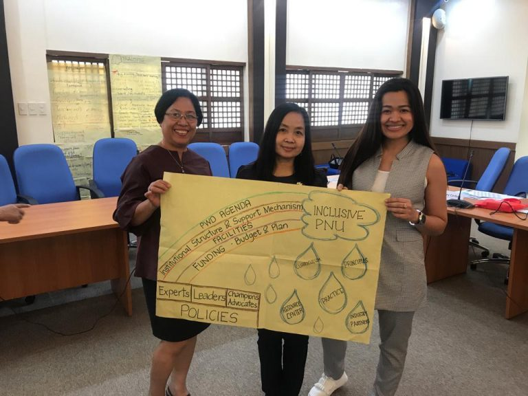 ĐH Phú Xuân tham gia mạng lưới liên ngành ASEAN hỗ trợ sinh viên khuyết tật