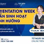 Đại học Phú Xuân tổ chức Tuần định hướng cho Tân sinh viên K19